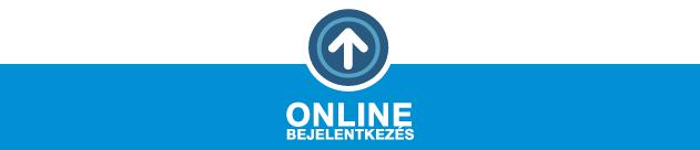 Online bejelentkezés  Dvorák Márton